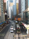 Hong Kong view Royalty Free Stock Photography