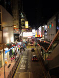 Hong Kong View: mong Kok Stock Images