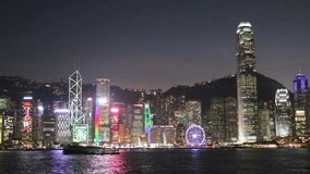Hong Kong stock footage