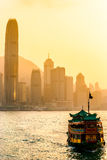 Hong Kong. Royalty Free Stock Photos