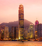 Hong Kong. Royalty Free Stock Images