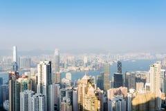 Hong Kong City Stock Photography