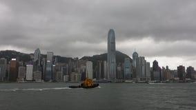 Hong Kong. stock video footage