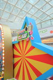 2015 Hong Kong VS Bomberman game event. Hong Kong VS Bomberman game event, located in Metro City Plaza, Hong Kong, on June 18th, 2015. The event aims to promote Stock Images