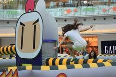 2015 Hong Kong VS Bomberman gry wydarzenie Obraz Royalty Free