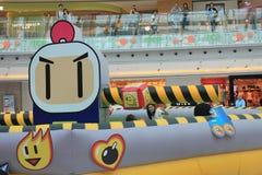 2015 Hong Kong VS Bomberman gry wydarzenie Fotografia Stock