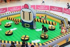 Hong Kong 2015 VS Bomberman lekhändelse Royaltyfria Bilder