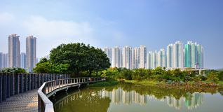Hong Kong Wetland Park Royalty Free Stock Photo