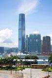 hong kong widok Fotografia Stock