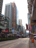 hong kong widok Obrazy Stock