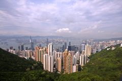 Hong Kong wyspa zdjęcia royalty free