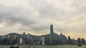 Hong Kong wyspy timelapse zbiory