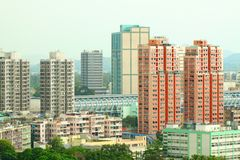 Hong Kong, Yuen Long district Royalty Free Stock Image