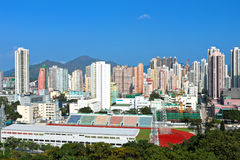 Hong Kong, Yuen Long district Stock Images