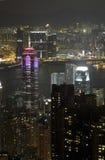 Hong- Kongansichten Stockbild