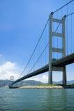 Hong- Kongbrücke Lizenzfreie Stockbilder