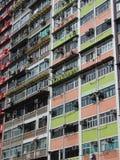 Hong- Kongebenen Lizenzfreies Stockbild