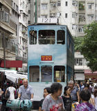 Hong- Kongförderwagen Lizenzfreie Stockfotografie