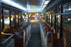 Hong- Kongförderwagen Lizenzfreies Stockbild