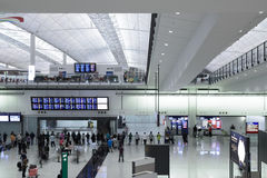 Hong- Kongflughafen Stockfotos