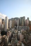 Hong- Konggebäude Stockfoto