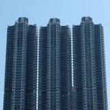 Hong- Konggebäude Lizenzfreies Stockbild