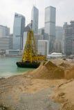 Hong- Konginsel Lizenzfreie Stockbilder