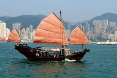 Hong- Konglieferung Stockbilder