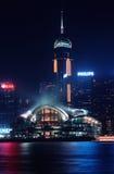 Hong- KongMessegelaende lizenzfreie stockfotos