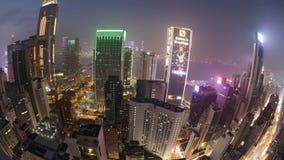 Hong- Kongpanorama stock video