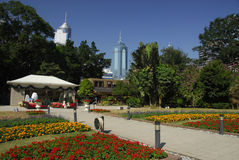 Hong- Kongpark Stockbilder