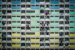 Hong kongu budynku zdjęcie royalty free