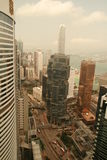 Hong kongu budynku. Zdjęcia Stock