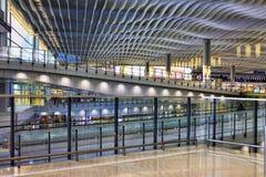 Hong kongu portów lotniczych Obrazy Royalty Free