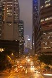 Hong- Kongzentrale Stockfoto