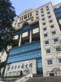 Hong- Kongzentrale Bibliothek Lizenzfreie Stockfotos