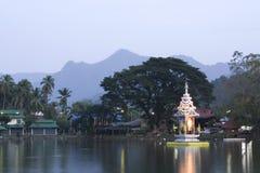 hong maeson thailand Arkivbilder