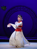 "Hong Niang-Kunqu Opera ""the West Chamber"" Royalty Free Stock Photos"