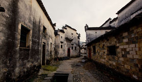 Hong Village in Anhui Province , China Stock Photography