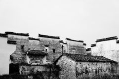 Hong Village in Anhui Province , China Royalty Free Stock Photography