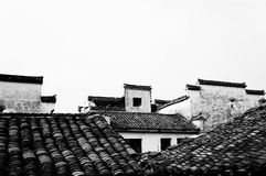 Hong Village in Anhui Province , China Stock Images