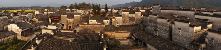 Hong Village in Anhui Province , China Royalty Free Stock Images