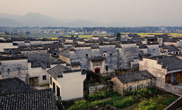 Hong Village In Anhui Province , China Royalty Free Stock Image