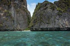 Hong wyspa, Krabi Tajlandia Zdjęcia Stock