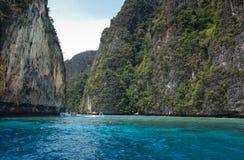 Hong wyspa, Krabi Tajlandia Zdjęcie Royalty Free