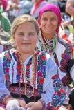 Hongaars meisjesportret stock foto's