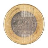 Hongaars Muntstuk Royalty-vrije Stock Afbeelding