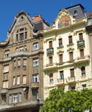 Hongaarse Architectuur Stock Foto