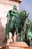 Hongaarse koning Arpad royalty-vrije stock afbeeldingen