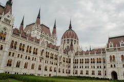 Hongaarse Parlament stock foto